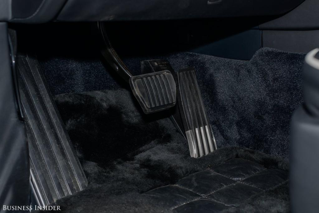 Rolls-Royce Phantom - tuong dai cua the gioi xe sieu sang hinh anh 17