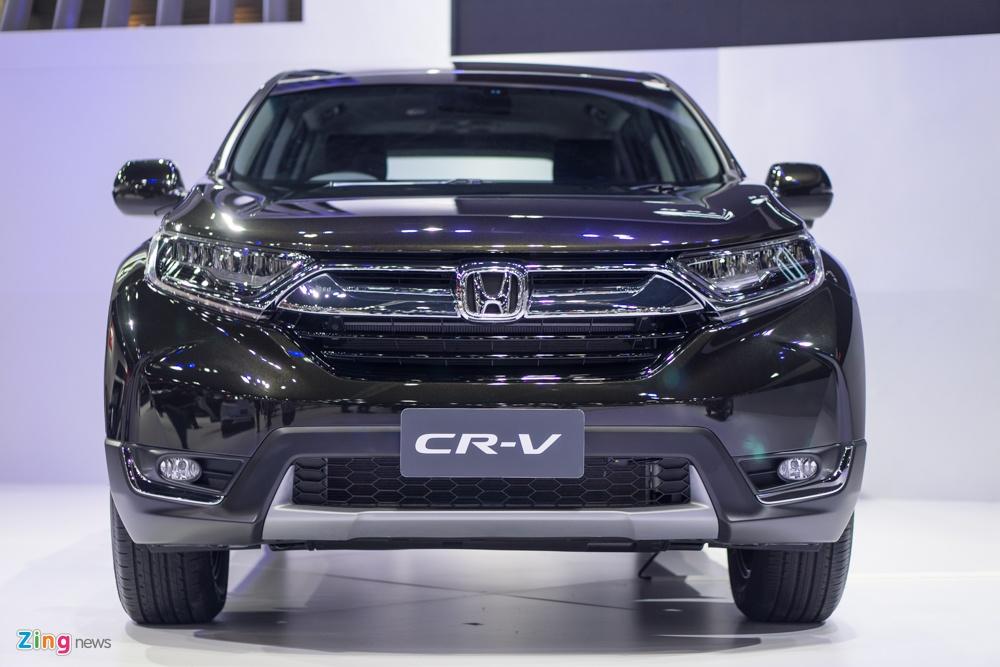 Honda CR-V 7 cho anh 1