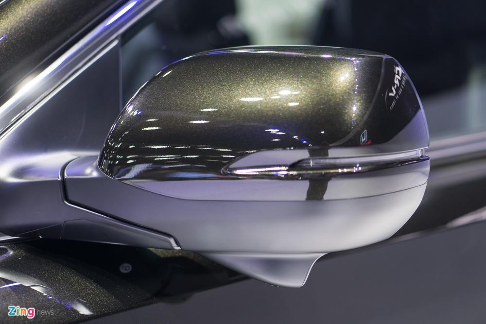 Honda CR-V 7 cho anh 4