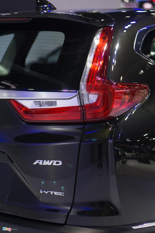 Honda CR-V 7 cho anh 5