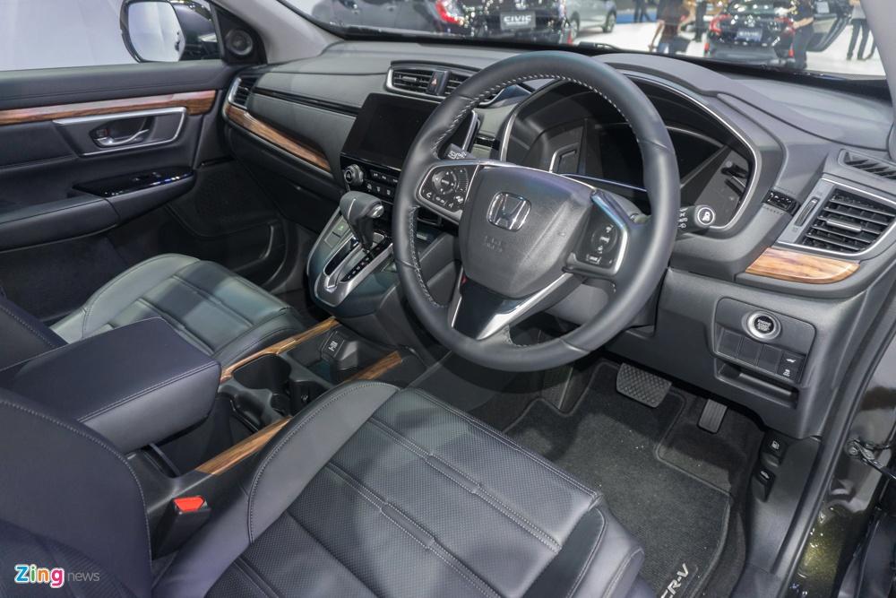 Honda CR-V 7 cho anh 6
