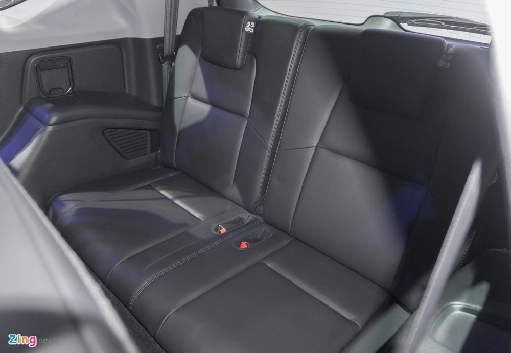 Honda CR-V 7 cho anh 8