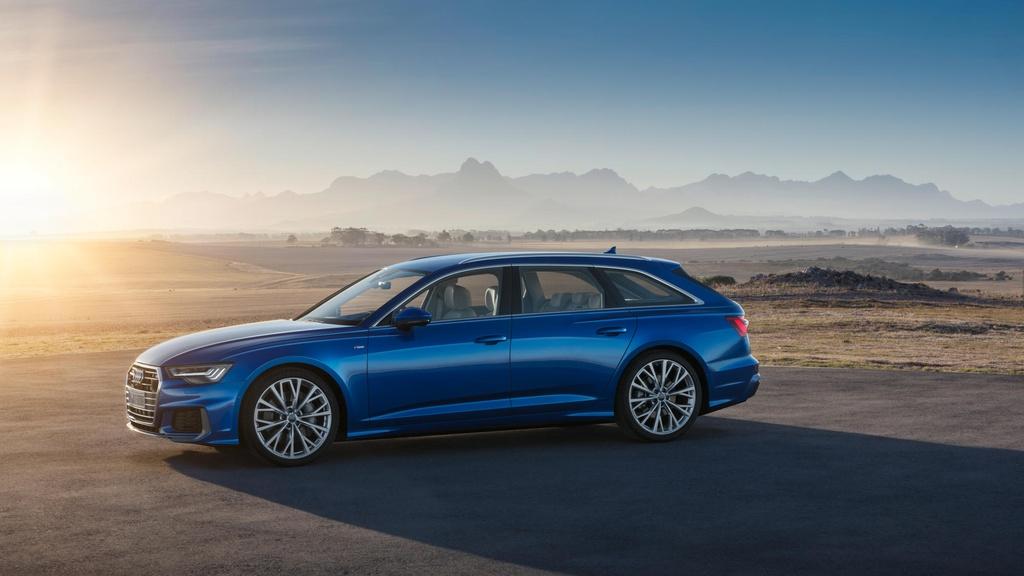 Audi A6 Avant 2019 ra mat, doi dau BMW 5 Series Touring hinh anh 10