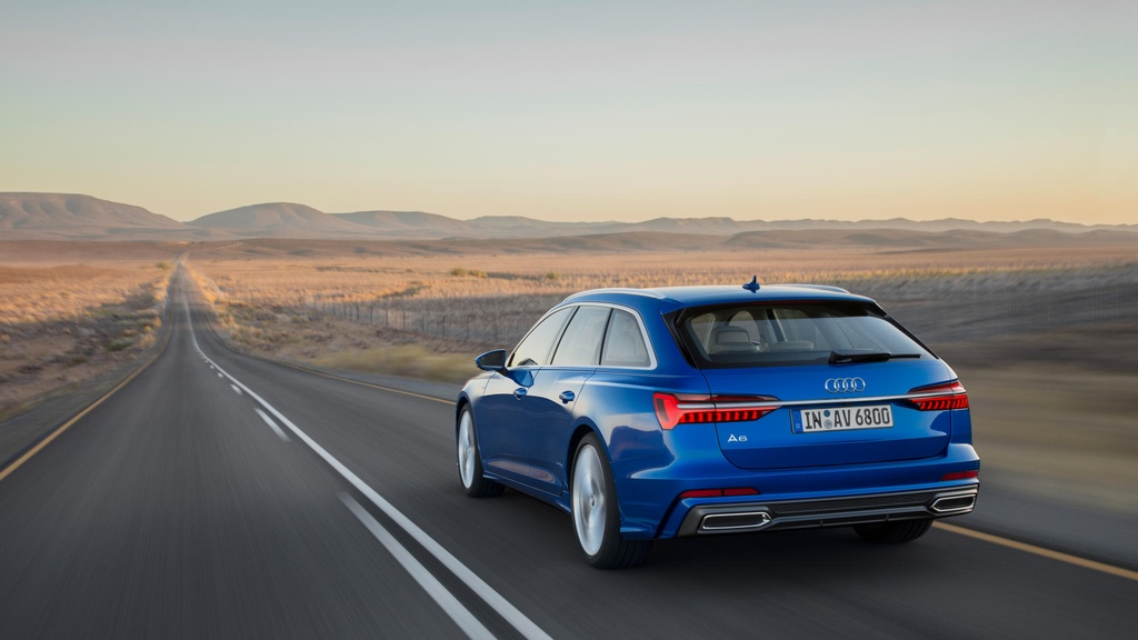 Audi A6 Avant 2019 ra mat, doi dau BMW 5 Series Touring hinh anh 11