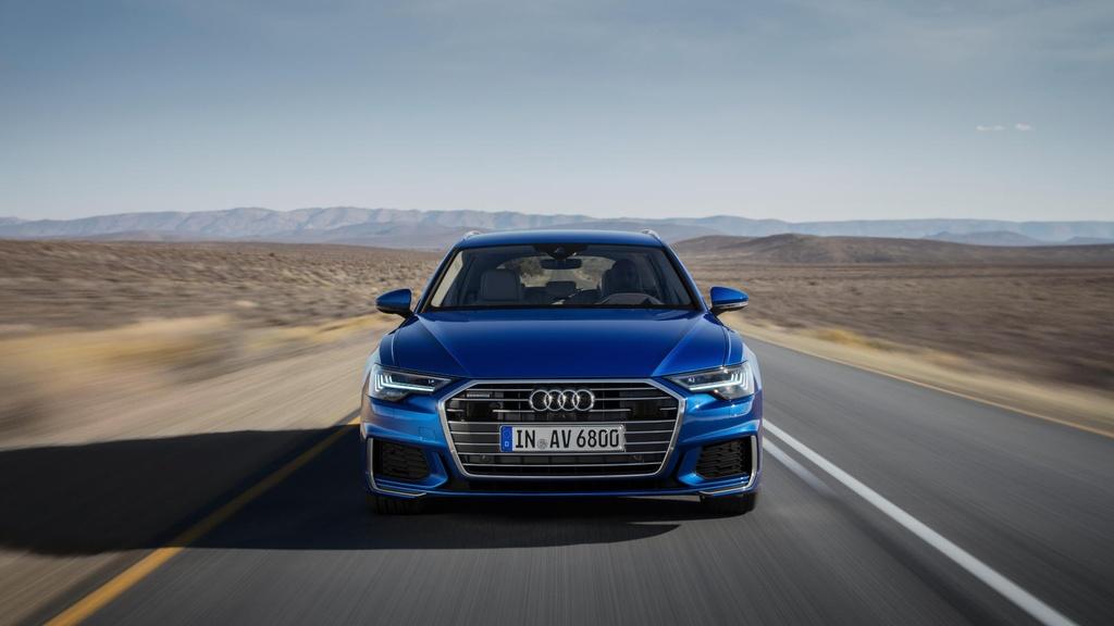 Audi A6 Avant 2019 ra mat, doi dau BMW 5 Series Touring hinh anh 3
