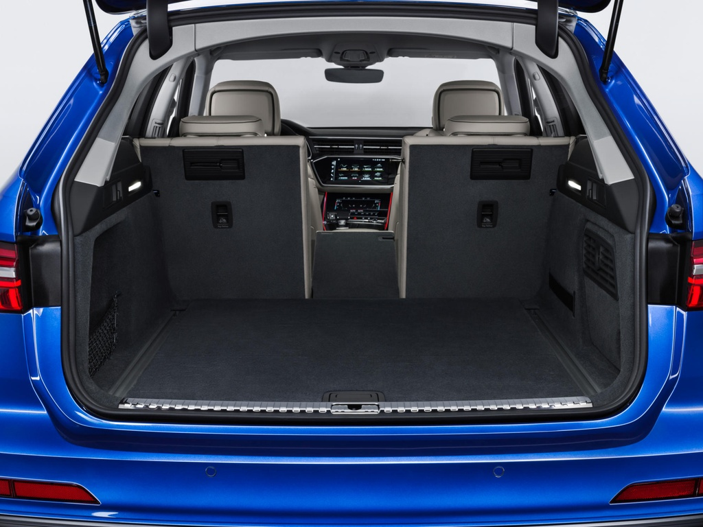 Audi A6 Avant 2019 ra mat, doi dau BMW 5 Series Touring hinh anh 7