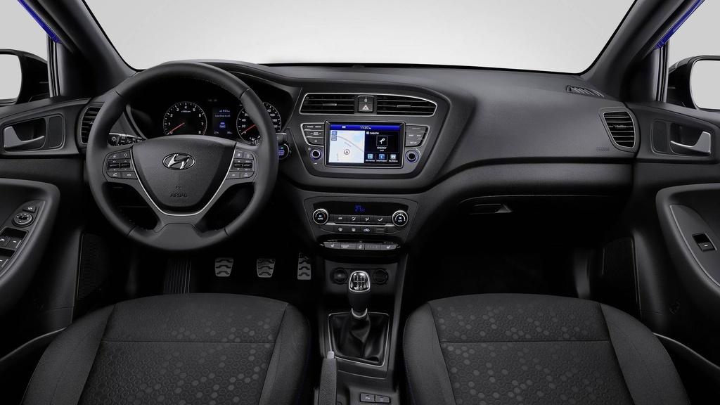 Hyundai nang cap i20, canh tranh Toyota Yaris hinh anh 6