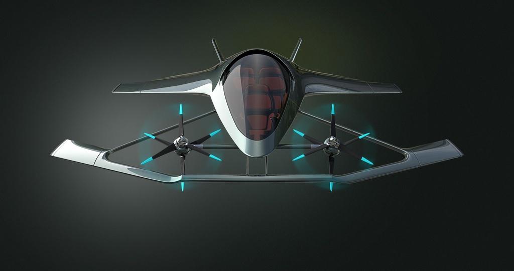 Concept xe bay tuyet dep cua Aston Martin hinh anh 1