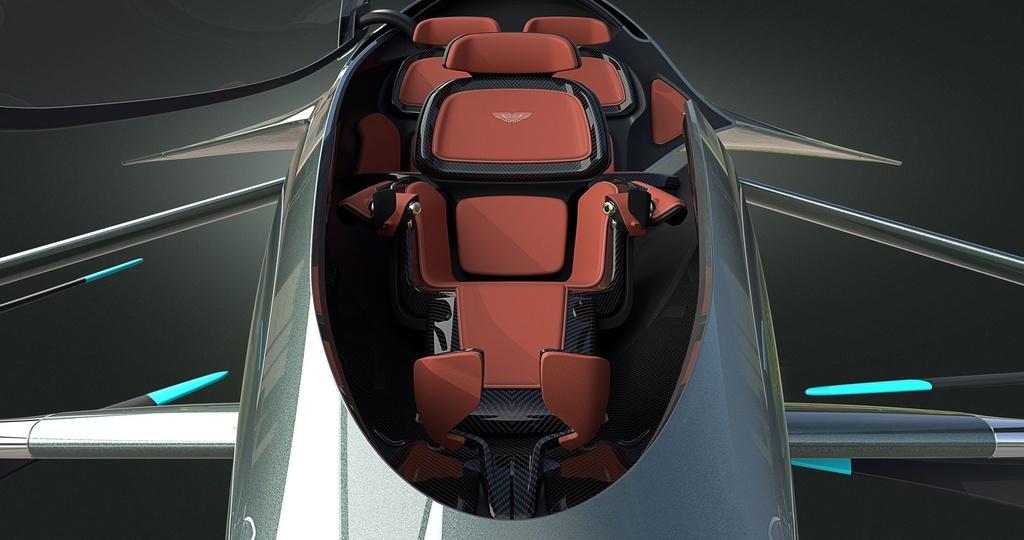 Concept xe bay tuyet dep cua Aston Martin hinh anh 3