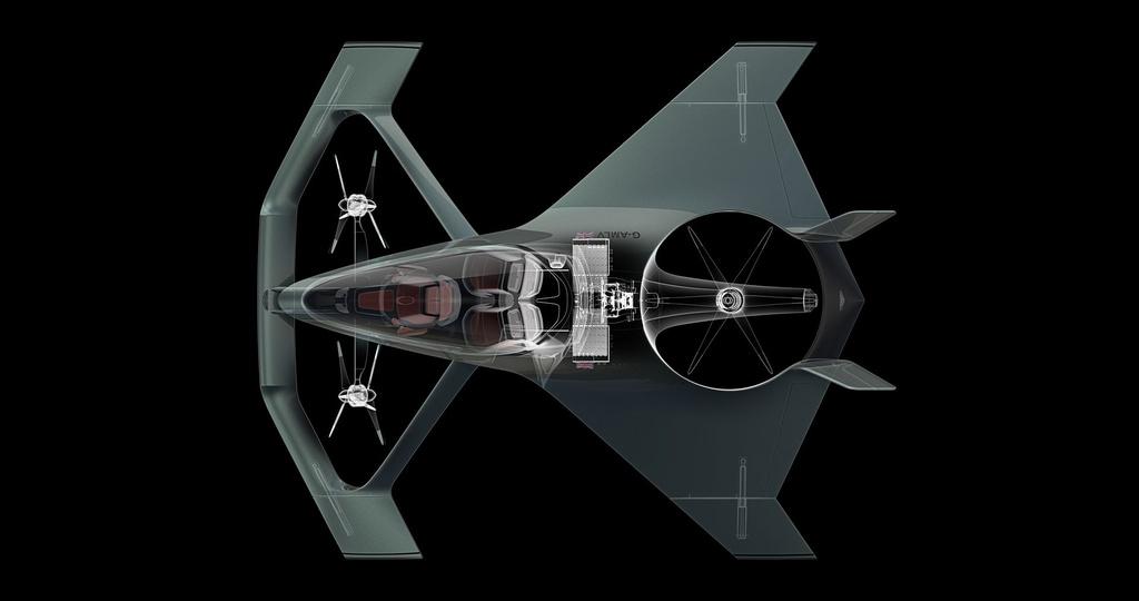 Concept xe bay tuyet dep cua Aston Martin hinh anh 2