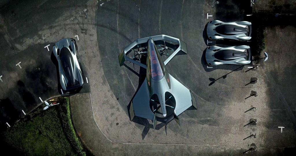 Concept xe bay tuyet dep cua Aston Martin hinh anh 4
