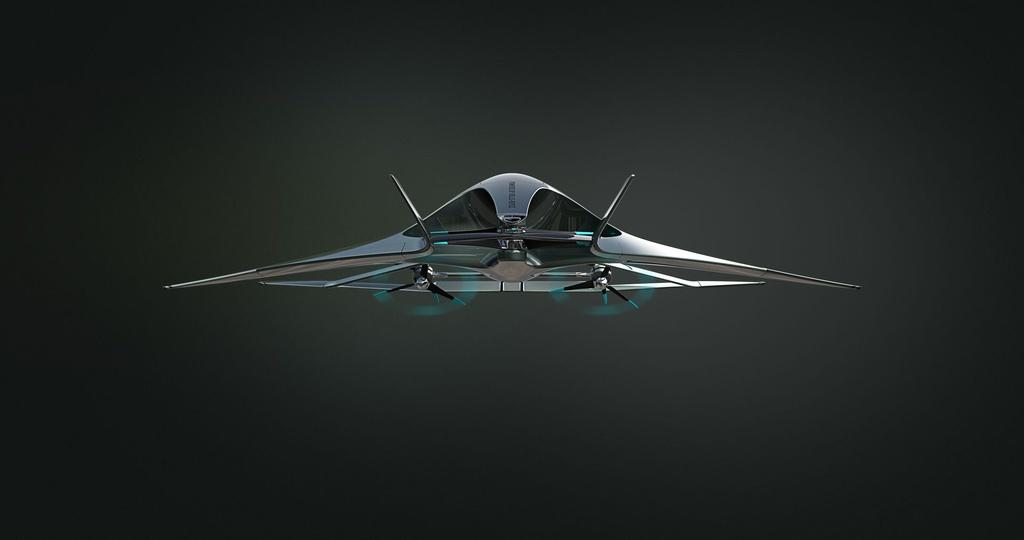 Concept xe bay tuyet dep cua Aston Martin hinh anh 7