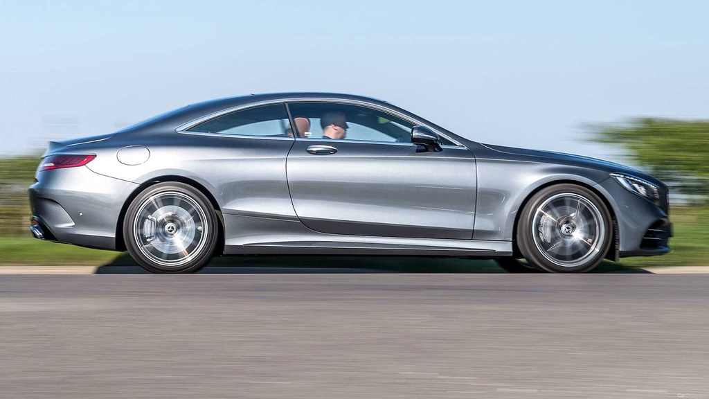 Mercedes-Benz S-Class 2018 gia tu 7, 3 ty dong anh 2