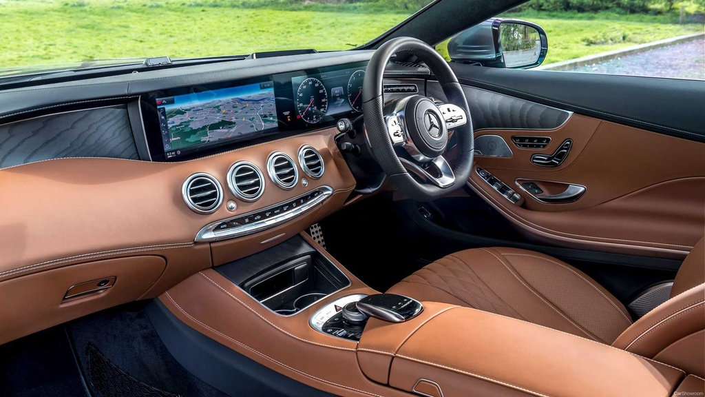 Mercedes-Benz S-Class 2018 gia tu 7, 3 ty dong anh 4
