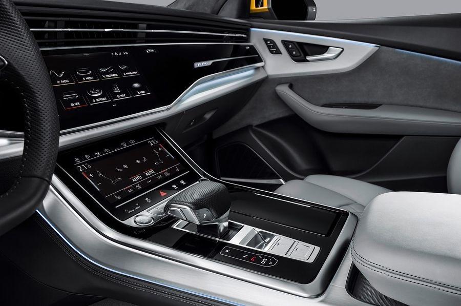 Audi Q8 2019 ban tai My,  dung dong co moi anh 7