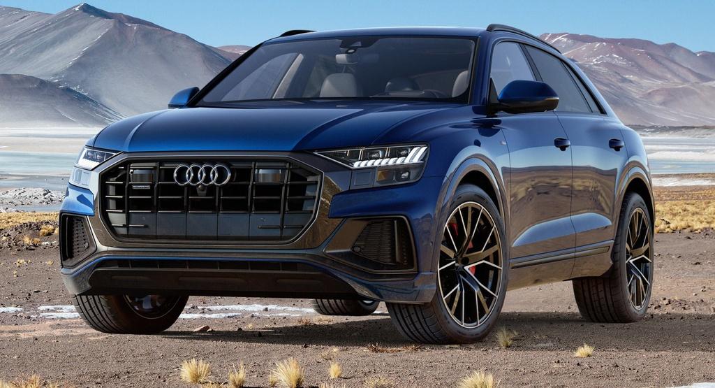 Audi Q8 2019 ban tai My,  dung dong co moi anh 3