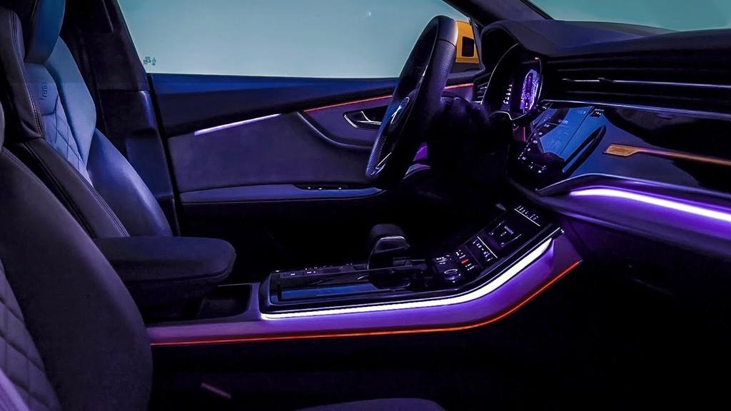 Audi Q8 2019 ban tai My,  dung dong co moi anh 6