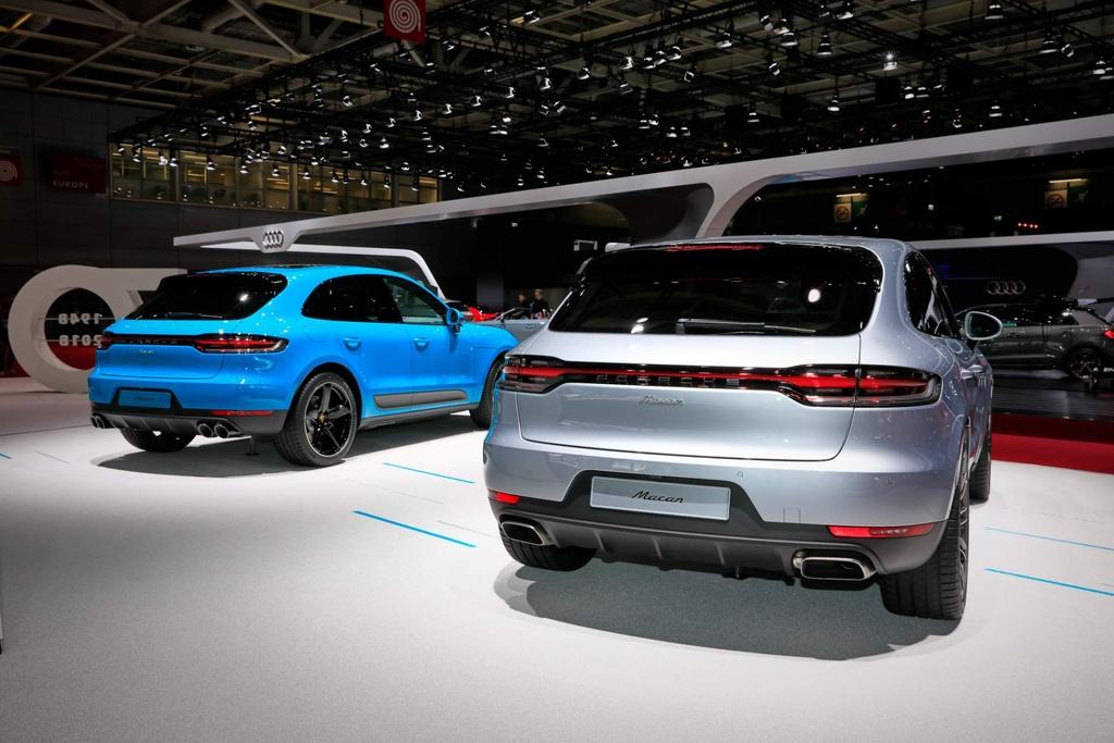 Porsche mang SUV ban chay nhat den Paris Motor Show hinh anh 2