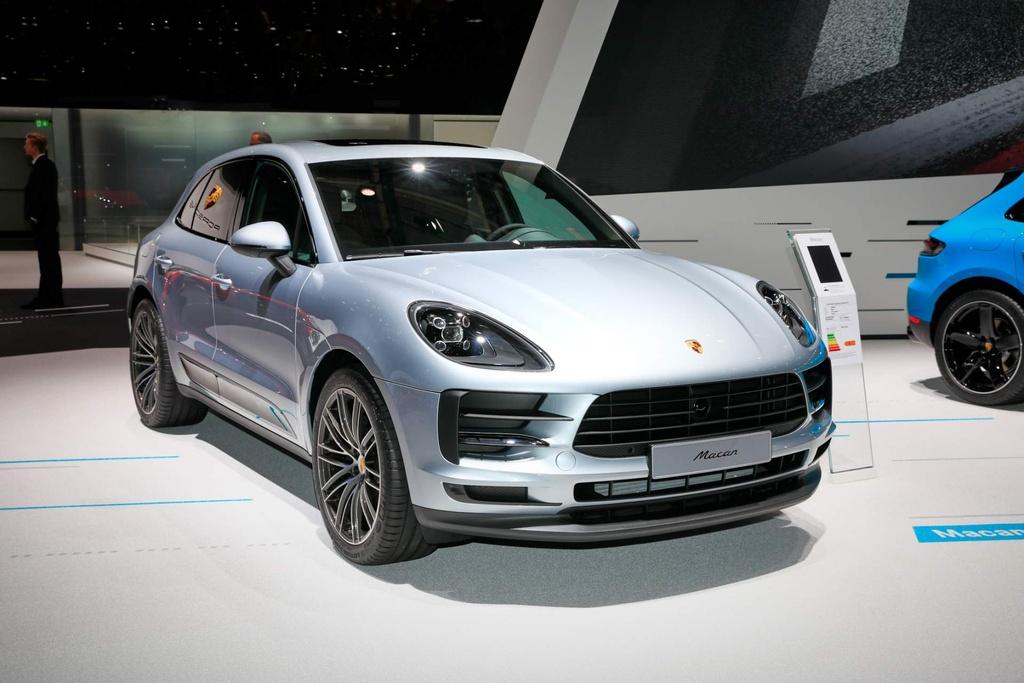 Porsche mang SUV ban chay nhat den Paris Motor Show hinh anh 3