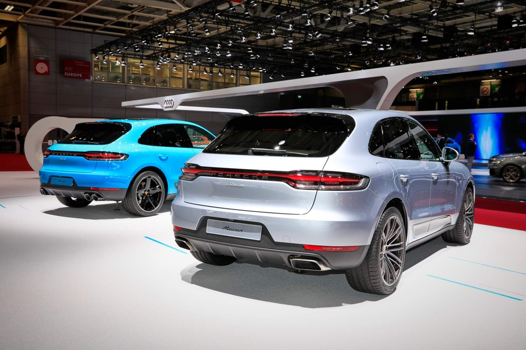 Porsche mang SUV ban chay nhat den Paris Motor Show hinh anh 5
