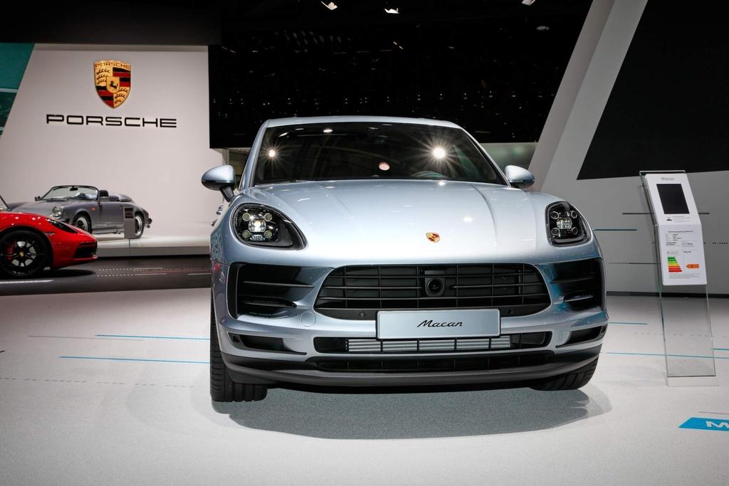 Porsche mang SUV ban chay nhat den Paris Motor Show hinh anh 9