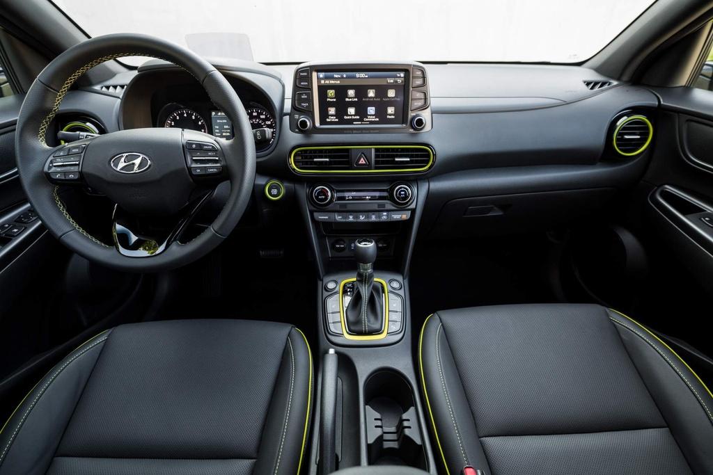 Hyundai Kona 2019 them tinh nang an toan, gia tu 20.000 USD hinh anh 3