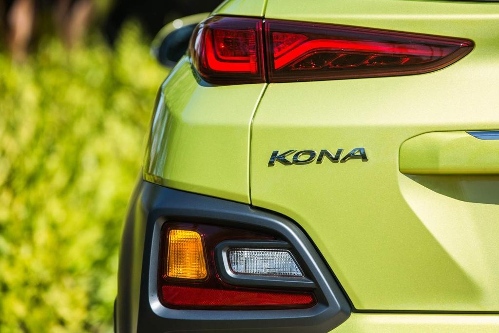 Hyundai Kona 2019 them tinh nang an toan, gia tu 20.000 USD hinh anh 5
