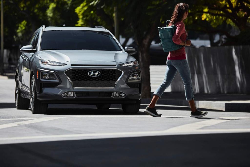 Hyundai Kona 2019 them tinh nang an toan, gia tu 20.000 USD hinh anh 6