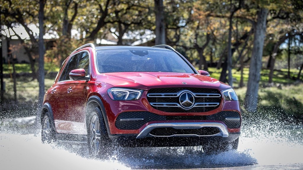 danh gia Mercedes GLE 2020 anh 8