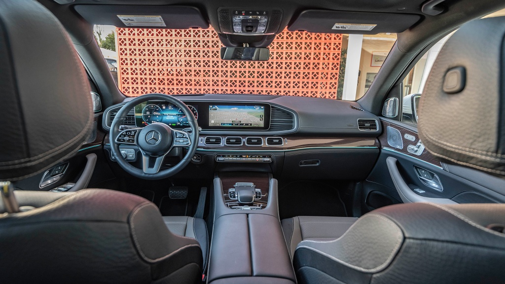 danh gia Mercedes GLE 2020 anh 5