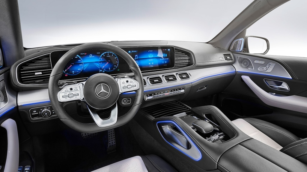 danh gia Mercedes GLE 2020 anh 3
