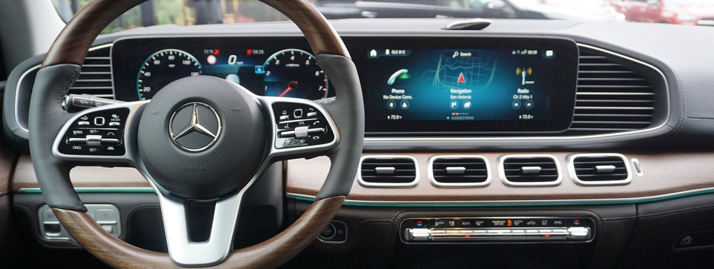 Danh gia Mercedes GLE 2020: Hien dai, an toan, gia canh tranh hinh anh 4