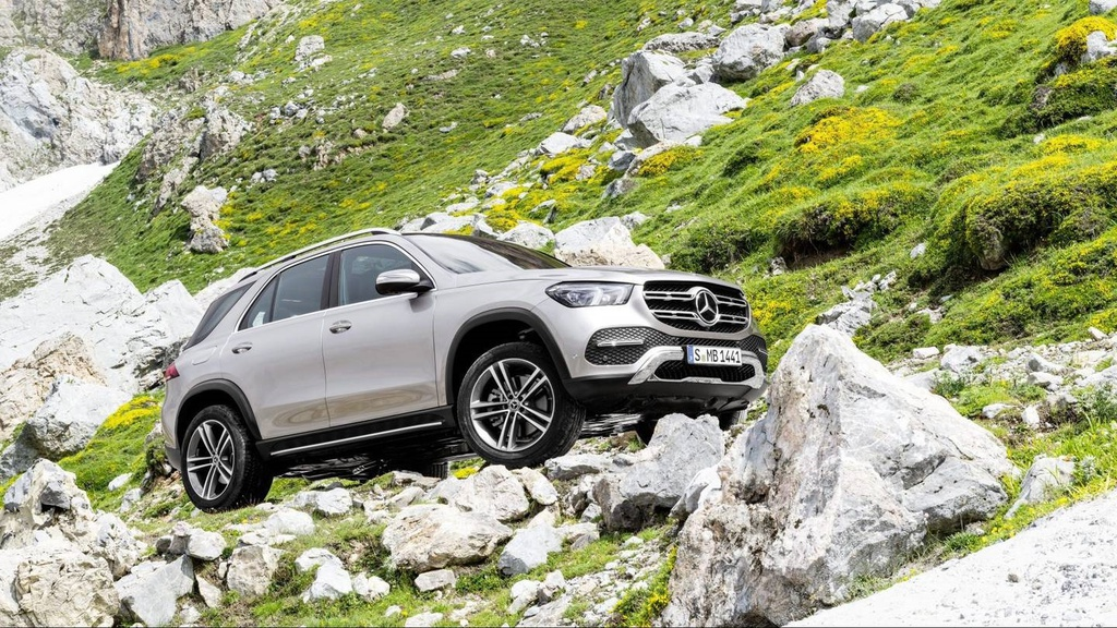 danh gia Mercedes GLE 2020 anh 2