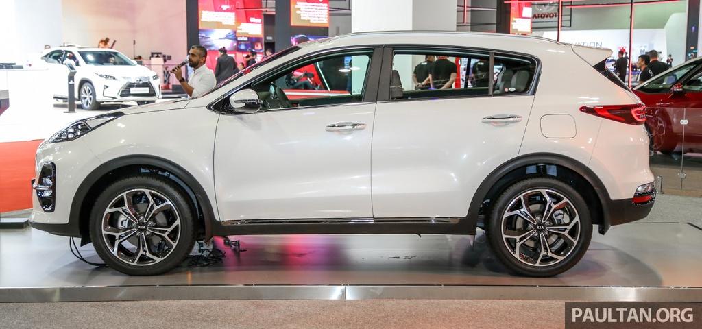 Can canh Kia Sportage 2019 ban GT-Line tai Malaysia hinh anh 2