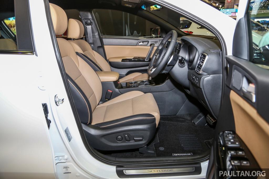 Can canh Kia Sportage 2019 ban GT-Line tai Malaysia hinh anh 9