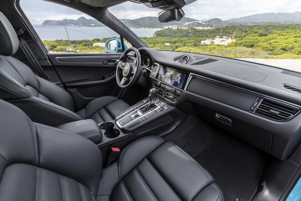 danh gia Porsche Macan S 2019 anh 6