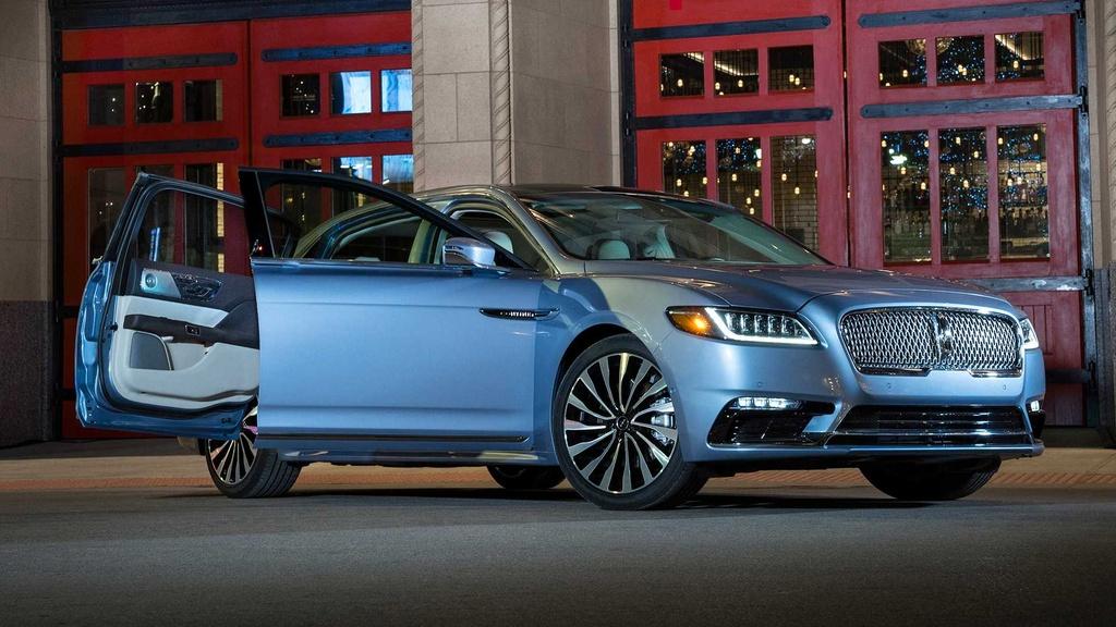 Lincoln Continental ban gioi han 80 chiec ra mat hinh anh 2