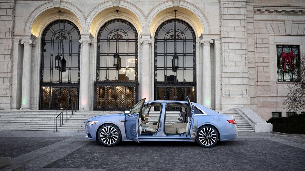 Lincoln Continental ban gioi han 80 chiec ra mat hinh anh 3