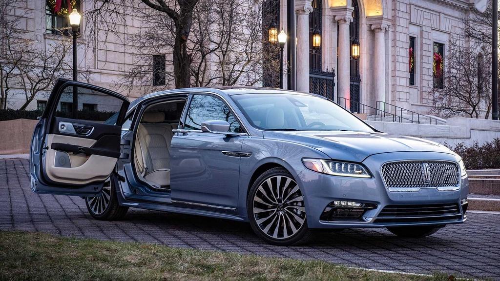 Lincoln Continental ban gioi han 80 chiec ra mat hinh anh 9
