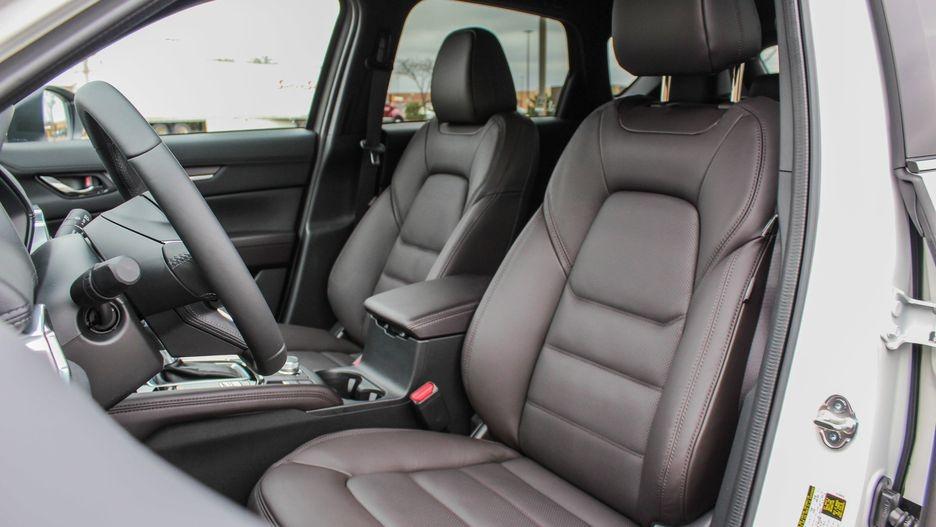 Danh gia Mazda CX-5 2019: Thiet ke on, nhieu cong nghe hinh anh 12