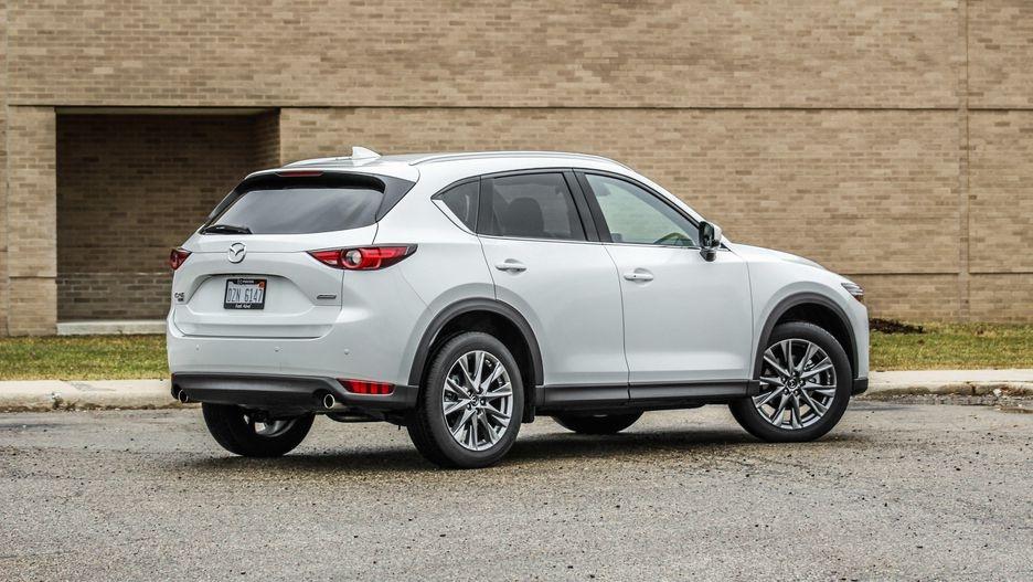 Danh gia Mazda CX-5 2019: Thiet ke on, nhieu cong nghe hinh anh 1
