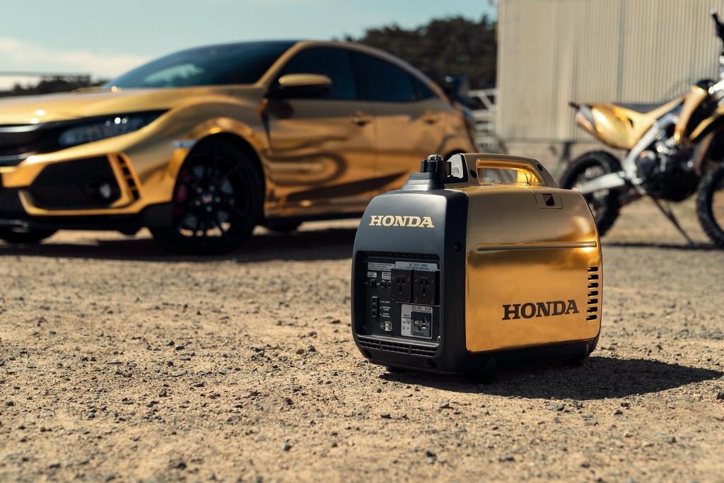 Honda tung san pham ma vang, tu xe may, xe hoi cho toi may cat co hinh anh 5