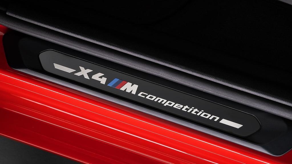 ban hieu suat cao cua BMW X3 M va X4 M moi anh 3