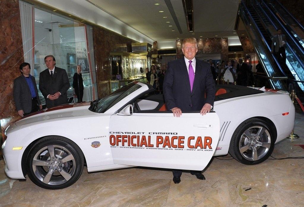 bo suu tap xe cua Donald Trump anh 7