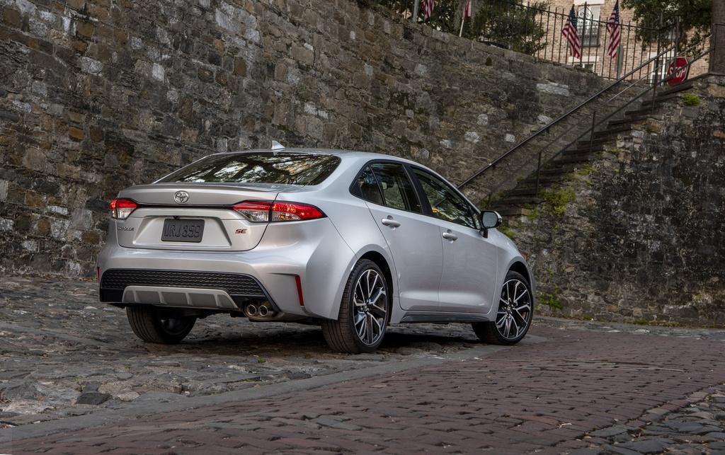 Toyota Corolla 2020 ra mat nhieu thay doi, gia tang 800 USD hinh anh 8