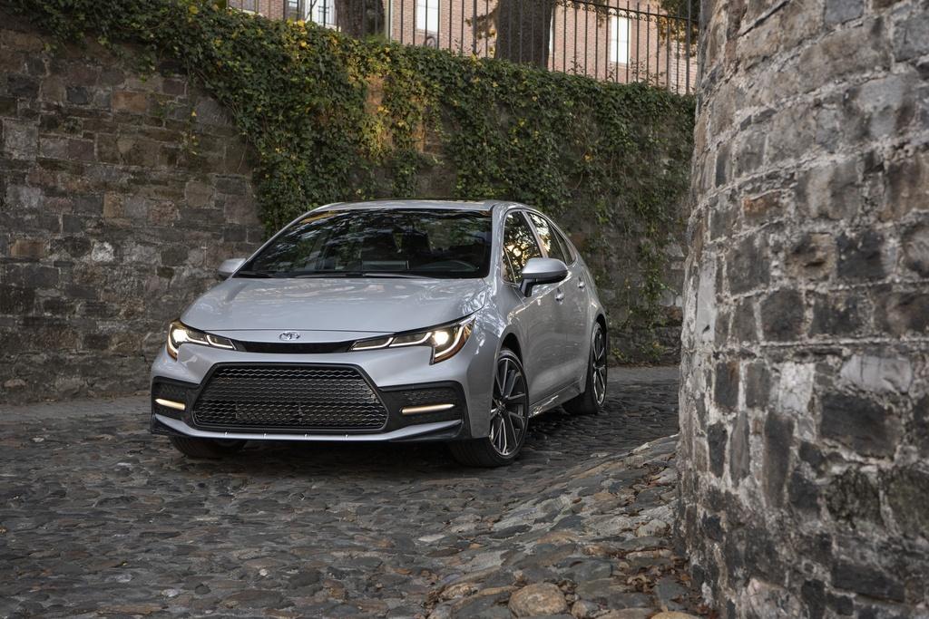 Toyota Corolla 2020 ra mat nhieu thay doi, gia tang 800 USD hinh anh 9