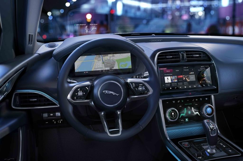 Jaguar XE phien ban 2020 the thao va ca tinh hon hinh anh 4