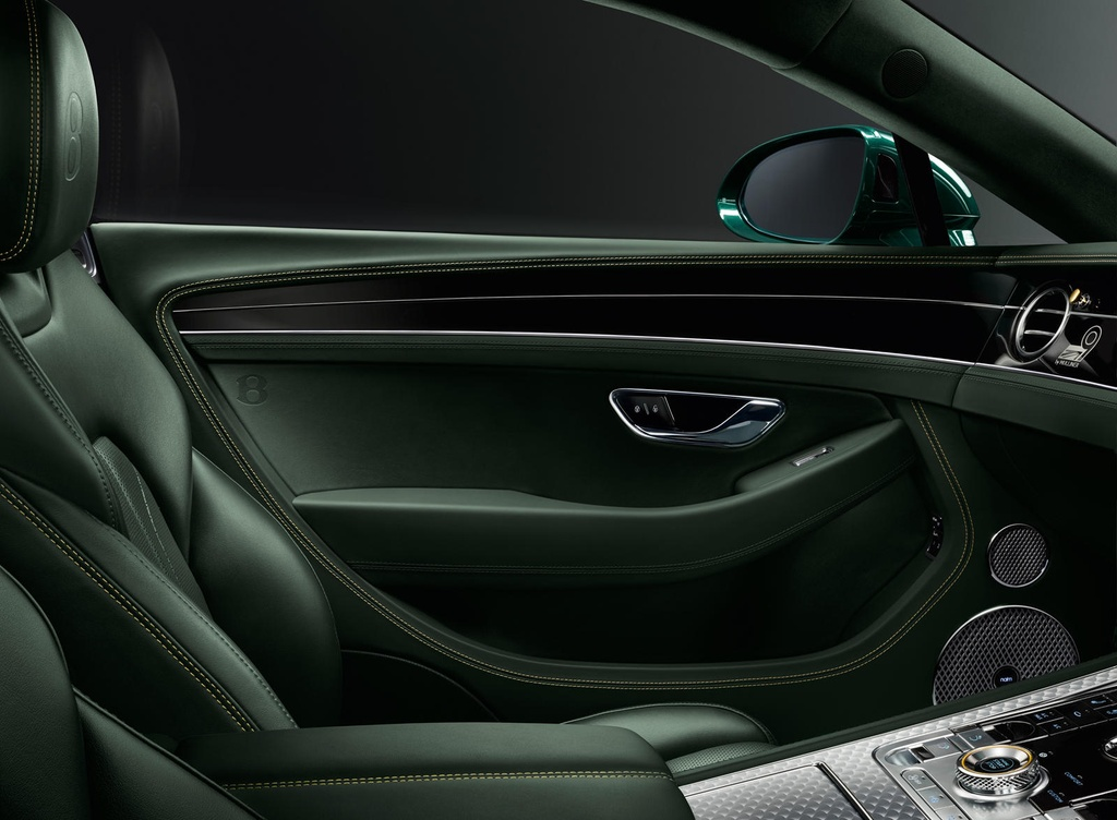 Bentley Continental GT ban ky niem 100 nam, san xuat dung 100 xe hinh anh 4