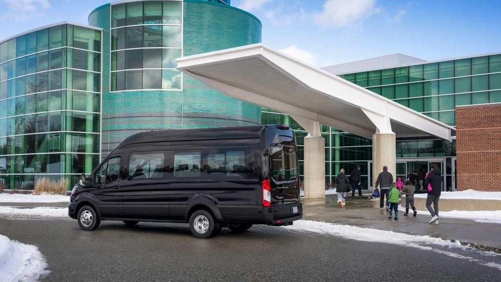 Ford Transit 2020 bất ngờ tăng cường hàng loạt công nghệ mới