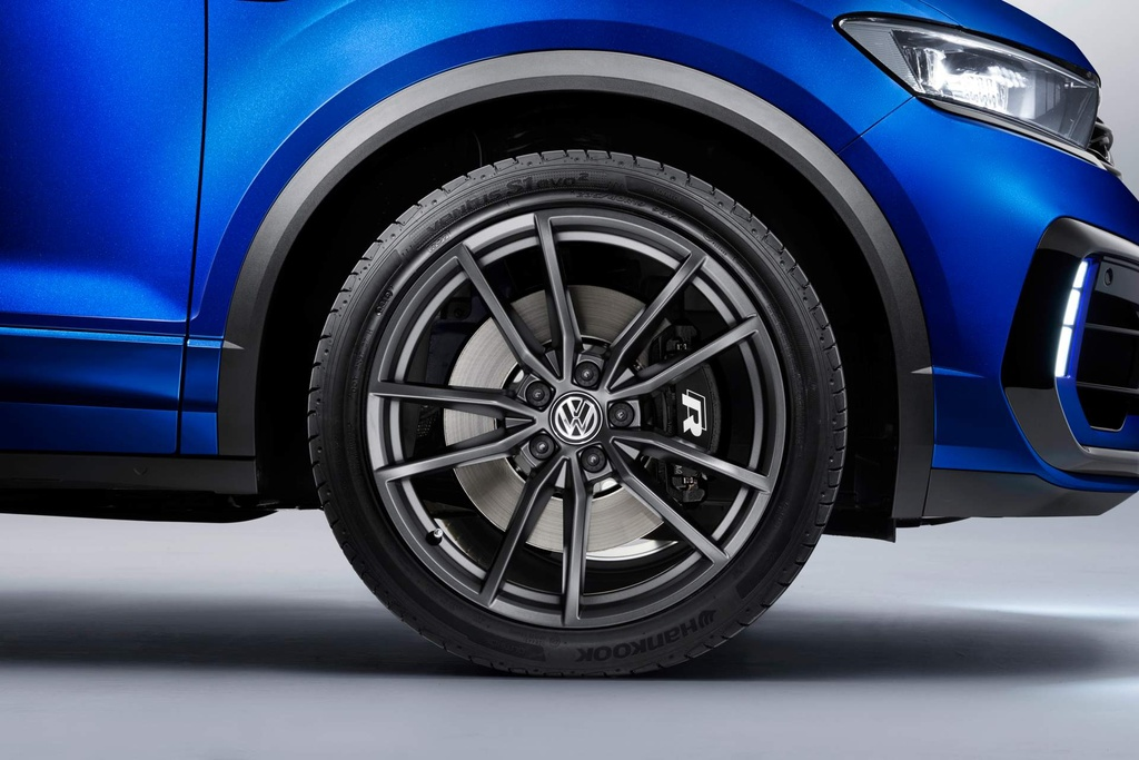 SUV the thao hieu suat cao Volkswagen T-Roc R trinh lang hinh anh 7